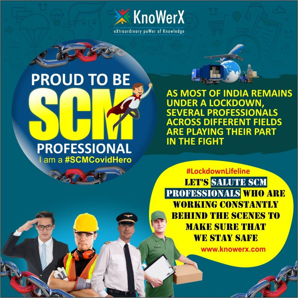 proud to be scm professional
